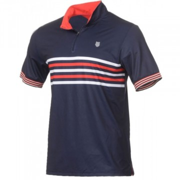 K-SWISS HERITAGE ZIP POLO