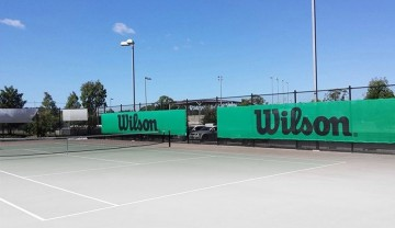 Wilson Vindseil for tennisbane. 2 x 12 meter.